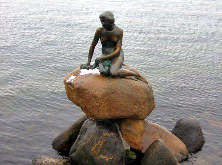 Little Mermaid 445x330 - Skandinaviens Creme de la Creme in Kopenhagen