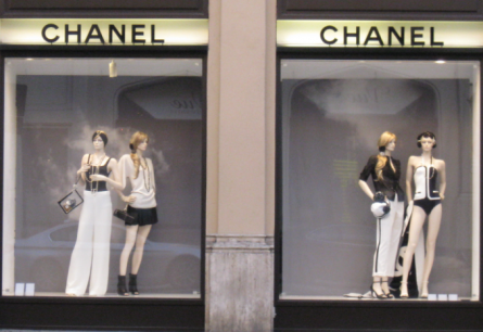 Chanel Boutique - Chanel Boutique