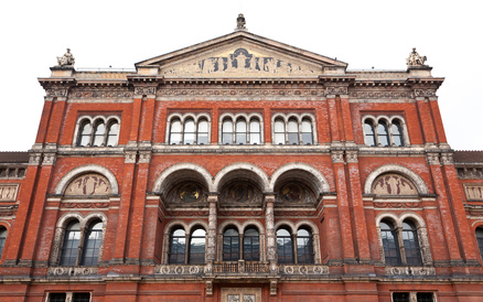 Victoria and Albert Museum - Die Londoner Fashion Week