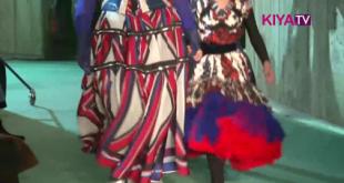Anarchistische Einzüge in der Herbstkollektion von Gaultier