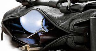 Handtasche mit Licht - schneller kramen