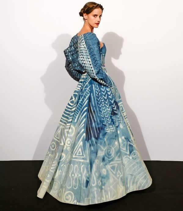 Kleid Baumwolle - Kleid Baumwolle