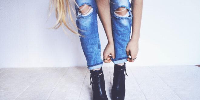Welche Jeans sind 2021 angesagt?