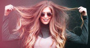 Schöne lange Haare – der Traum jeder Frau ...